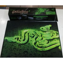 Mousepad Logilily Goliath Green (Large Size)