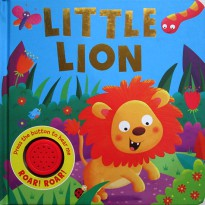 [Hellopandabooks] Little Lion Sound Boardbook