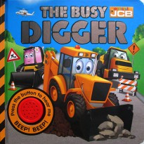 [Hellopandabooks] My First JCB The Busy Digger Sound Boardbook