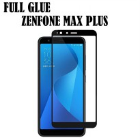GD Full Glue Tempered Glass Asus Zenfone Max Plus