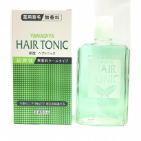 YANAGIYA HAIR TONIC NO FRAGRANCE 240 ML