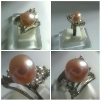 New Fashion Pearl Rings For Women