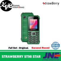 HP murah STRAWBERRY ST98 STAR DUAL SIM - original - garansi