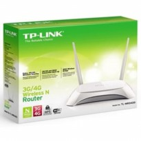 TP-Link TL-MR3420-v2 (Versi 2 Versi Terbaru!!) 3G/4G Wireless N Route