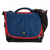 CRUMPLER SLR CAMERA BAG TYPE : THE 6 MILLION DOLLAR HOME