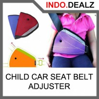 PELINDUNG SEAT BELT ANAK CAR CHILD SEAT BELT ADJUSTER SAFETY AKSESORIS MOBIL
