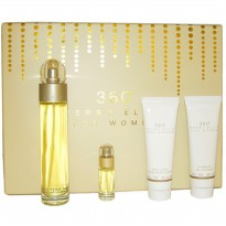 Parfum Original Perry Ellis 360 White Gift Set Women