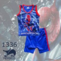 J2 Short 1336 Spiderman