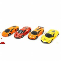 Mainan Anak RC Car Sports RACING CRAZY 1:24 (767-F11)
