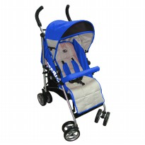 Evenflo Baby - Lightweight Casual Baby Stroller 181 - Royal Blue
