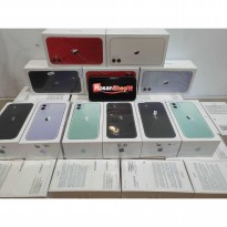 Apple iPhone 11 - 128Gb - BNIB ORIGINAL - Garansi 1 Tahun