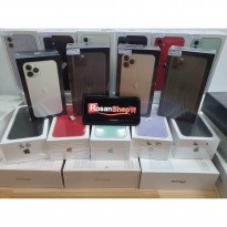 Apple iPhone 11 Pro - 256Gb - BNIB ORIGINAL - Garansi 1 Tahun