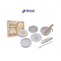 RICHELL Food Cooking Set | Home Baby Food Maker | Alat MPASI
