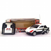 RC Drift Police Car 3 Power Foce 767-F4