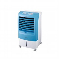 Midea AC120-15FB Air Cooler Penyejuk Udara Dengan Air Purifer Dan Humidifier - Biru