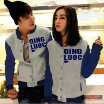 Jaket Baju Couple | Sweater Couple | Pakaian Kapel JKPK AF54