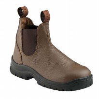 Sepatu Safety Shoes Krushers Nevada Brown