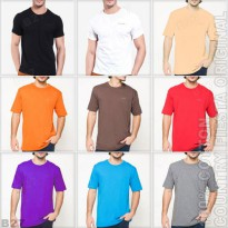 COUNTRY FIESTA Original P1-0 Kaos TShirt O-Neck Cotton Polos
