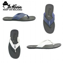 Dr. Kevin Men Sandals 97191 (2 Colors) - White, Blue