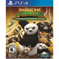 PS4 Kung Fu Panda Showdown of Legendary Legends - PS 4 Kungfu Panda