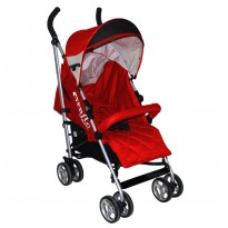 Evenflo Baby - Lightweight Casual Baby Stroller 183 - Red