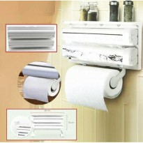Triple Paper Kitchen Dispenser 3 in 1