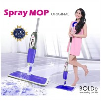 Bolde Spray Mop - Alat Pel Spray - Ungu