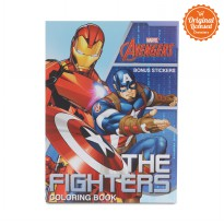The Avengers Coloring Book L (The Fighters)