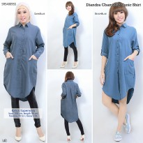 Tunik Dress Chambray