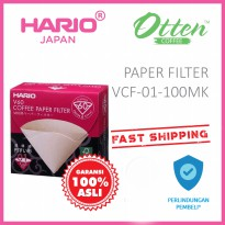 Hario Paper Filter VCF-01-100MK