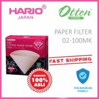 Hario Paper Filter VCF-02-100MK