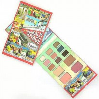the balm voyage magazine make up kit TERMURAH01