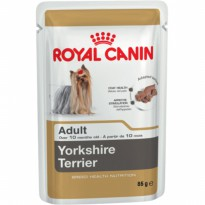 ROYAL CANIN YORKSHIRE ADULT WET FOOD - ROYAL CANIN ANJING