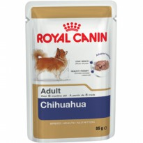 ROYAL CANIN CHIHUAHUA 85 GR - ROYAL CANIN ANJING WET FOOD