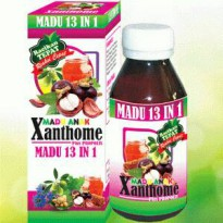 Madu Anak Xanthome / Xanthone Kids Plus Propolis 13 In 1