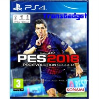 [Sony PS4] PES 2018 - Pro Evolution Soccer