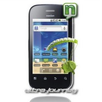 Nexian Ultra Journey A891 ;  3.2
