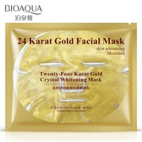 BIOAQUA 24K GOLD MASK Whitening Anti Aging Revitalizing Mask