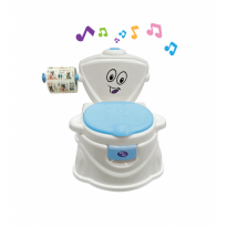 Baby Safe Musical Training Potty - Toilet Anak