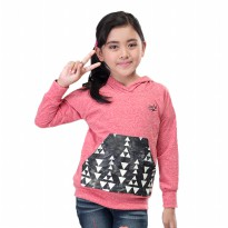 Inficlo Sweater anak perempuan SKY 114 Pink