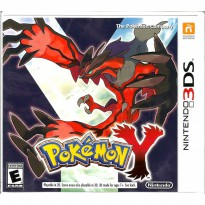 [Nintendo 3DS] Pokemon Y