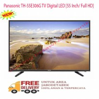 Panasonic TH-55E306G LED TV 55 Inch/1080p/IPS LED Panel-Promo