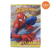 Spider-Man Coloring Book L (Wall Climber)