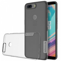 Nillkin Nature TPU Soft Case OnePlus 5T Grey