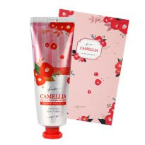 (POP UP AIA) EPONA CAMELLIA JEJU BLOOMING HANDCREAM 50ML