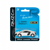 RMZ Audy R8 Blister Card FW white