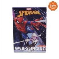 Spider-Man Coloring Book L (Web Slinging)