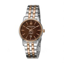 Charles Jourdan CJ10052642 Original Jam Tangan Pria Rose Gold Brown