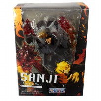 One Piece Sanji Battle Version Bandai