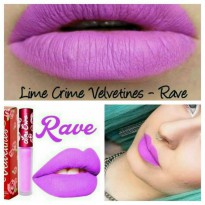 LIME CRIME RAVE
